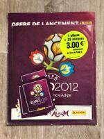 Panini Euro 2012 - Album Vide Empty Et Neuf Mint Blister