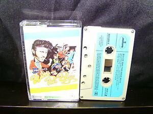 WILLIE AND THE POOR BOYS – SELF TITLED – RARE AUSTRALIAN CASSETTE