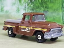 Matchbox '57 GMC Stepside Pickup - Excellent Condition