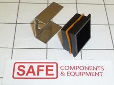 EAO 61-9930.0 Switch Cap Bezel Front Flush Mount Adaptor Black Series 61  G53-5