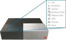 NEW Modem Router Tim hub 2019 ADSL 2+ VDSL fibre wifi up 1000 Mega dga4132