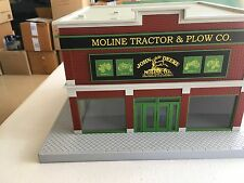 1/50 & 1/64 Scale Building: John Deere (Moline, IL.) With 12 V Interior lighting