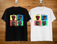 Gorillaz Demon Days Band Men's T-shirt Size S-2XL
