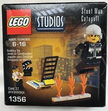 LEGO Studios Stuntman Catapault (1356)