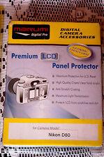 Marumi Rígido Acrílico Protector de pantalla para Nikon D80