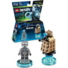 LEGO SET 71238 LEGO DIMENSIONS FUN PACK DOCTOR WHO CYBERMAN *NEW*