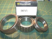 """Rockhill GBR7 Wheel Bearing & Race Set Rear Outer for Dodge, Plymouth w 8.75"""""""