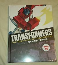 Transformers The Definitive G1 collection issue 10 Volume 21 (Brand new sealed)