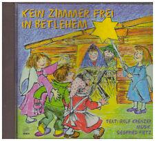 CD Kein Zimmer frei in Betlehem Siegfried Fietz Rolf Krenzer Hörspiel mit Musik