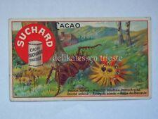 SUCHARD CACAO chocolate antica figurina lito Velma Milka 6