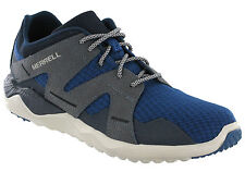 Merrell 1six8 Mesh Blue Grey Men Outdoors Casual Shoes Sneakers Trainers Ml91353 42