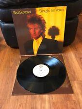 ROD STEWART TONIGHT I'M YOURS LP Orig 1981 Warner Bros Record NM Vinyl BSK 3602