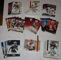 2014 & 2015 Panini Contenders Football 236 Card Lot Stars RC Inserts - Manning