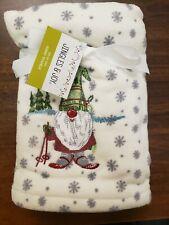 NWT Jingles & Joy Set of 2 Hand Towels - Christmas Gnome