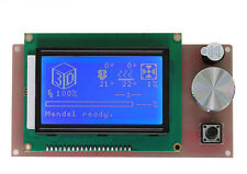 NEW Anet LCD 12864 3D Printer Smart Display Screen DIY Controller RAMPS 1.4