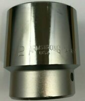 """Armstrong 21-122 3//4/"""" Drive 12 Point 11//16/"""" Impact Socket USA"""