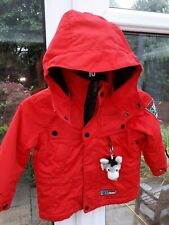 POIVRE BLANC RED JACKET AGED 2 years