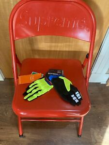 Supreme X Fox Racing Gloves / Large / With Tags