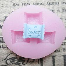 Three Holes sweet Silicone Mold Fondant Molds