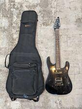 Fernandes H-H Black Strat MIJ U*Fix Husk Luthier Special