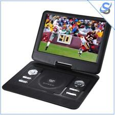 Portable DVD Player 14.5 inch TFT LCD 270 Degree Rotation USB TF Games Function
