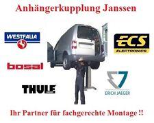 Schwenkbare Anhängerkupplung für BMW 5er F10/F11 mit Montage vom Fachhändler