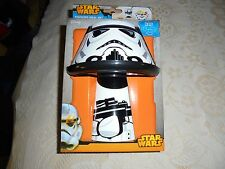 new in box star wars   3piece stacking meal set by nickelodeon