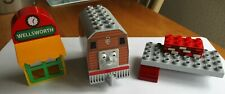 LEGO DUPLO THOMAS-TOBY AT WELLSWORTH #5555. PREOWNED (NOT COMPLETE) (4696)
