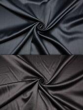 Verdunkelungsstoff BLACK OUT Vorhangstoff DUNKEL BLAU 155cm breit Gardinenstoff