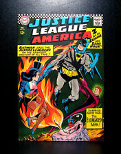 COMICS: Justice League of America #51 (1967), 1st SA Zatara app - RARE