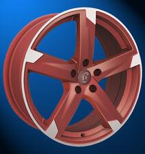 Rondell 01RZ 8 X 19 5 X 108 45 metallic rot matt poliert