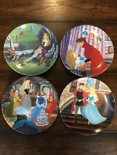 Disney's Sleeping Beauty Collector Plates by Knowles Complete Set of 4