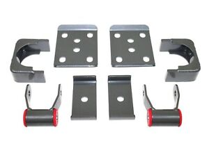 MaxTrac Suspension 300550 Axle Flip Kit Fits 88-98 C1500 Pickup C2500 Pickup