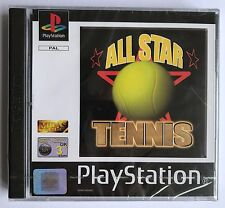 PS1 All Star Tennis (2003), UK Pal, Brand New & Sony Factory Sealed