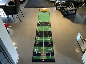 Golf Puttingmatte in 300 x 50 cm / Putting Trainingsmatte