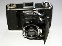 VOIGTLANDER Bessa 66 Folding Medium FORMAT CAMERA WITH Voigtar 1:3.5/7.5 cm Lens