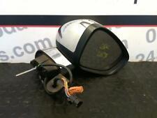 Citroen DS3 2013 OSF Driver Side Door Mirror Powerfolding