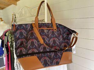 Stella & Dot Travel Tote Bag