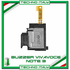 CASSA SUONERIA RINGER SAMSUNG Note 3 N9005 VIVAVOCE BUZZER ALTOPARLANTE FLAT
