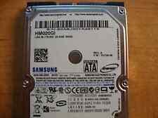 """SAMSUNG HM020GI REV A, F/W: YU100-06 20GB Sata 2.5"""" Sata Hard Drive"""