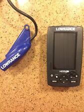 Lowrance Hook 4 Chirp Fishfinder w/ Transducer