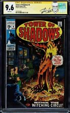 TOWER OF SHADOWS #4 CGC 9.6 WHITE PAGES SINGLE HIGHEST GRADED CGC #1227701003