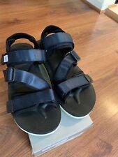 13b53fd09f Suicoke kisee-V / OG-044V Webbing Vibram rubber Sandals Navy Size US 8