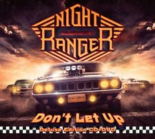 Don't Let Up [Deluxe Edition] [Digipak] * by Night Ranger (CD, Mar-2017, 2 Discs, Frontiers Records)