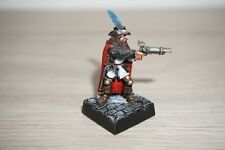 Warhammer Fantasy Mordheim Empire Ostlander Metal Well Painted