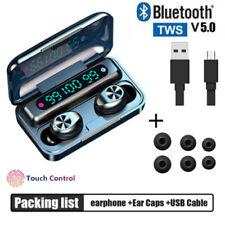 TWS Bluetooth 5.0 Kopfhörer In-Ear Kabellos Earbuds Ohrhörer Stereo Headset DE