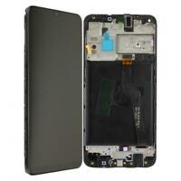Original Samsung Galaxy A10 (A105F) LCD Display Touch Screen - Schwarz Black