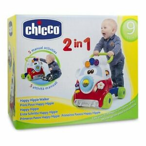 CHICCO 05905 Primipassi Happy hippy walker 1 Da 9 a 36 Mesi