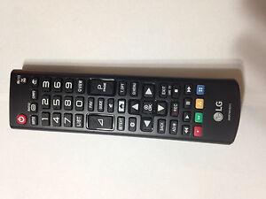 GENUINE LG REMOTE CONTROL  AKB74915341 / AKB74915311 FOR 32LH, 43LH, 49LH, 55LH
