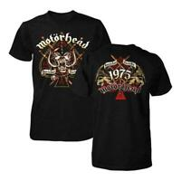 MOTORHEAD T-Shirt Sword Spade Clean New Authentic Officially Licensed S-2XL